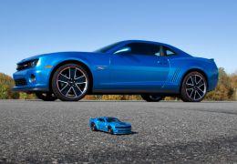 Chevrolet Camaro terá versão Hot Wheels