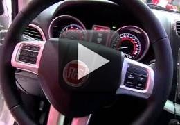Vídeo: Fiat apresenta o Freemont 2013 e linha Sublime