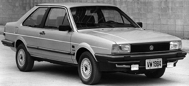 Volkswagen Santana - 1984