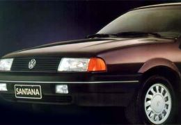Clássico: Volkswagen Santana