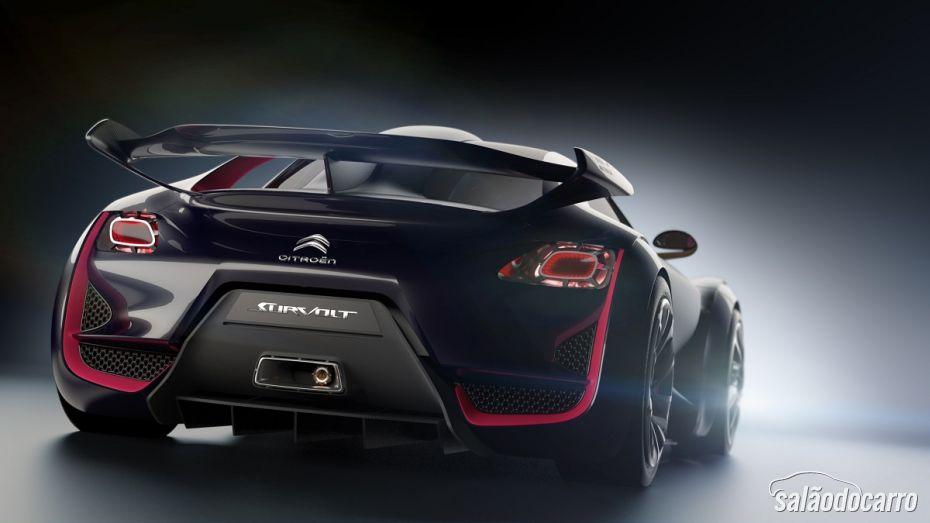 Citroën Survolt surpreende nas pistas