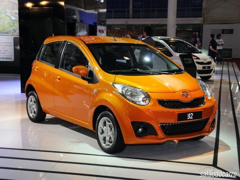 JAC J2: O novo compacto chinês