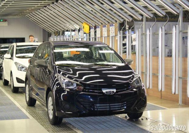 Hyundai HB20: Mais de 50 mil unidades já teriam sido vendidas