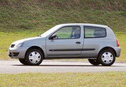 Clio é eleito o carro mais econômico de 2012
