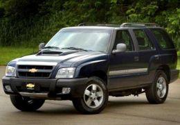 Clássico: Chevrolet Blazer