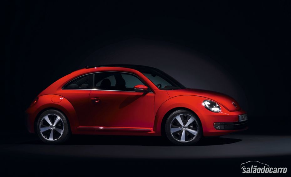 Volkswagen convoca recall do Beetle na América do Norte