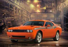 Clássico: Dodge Challenger R/T