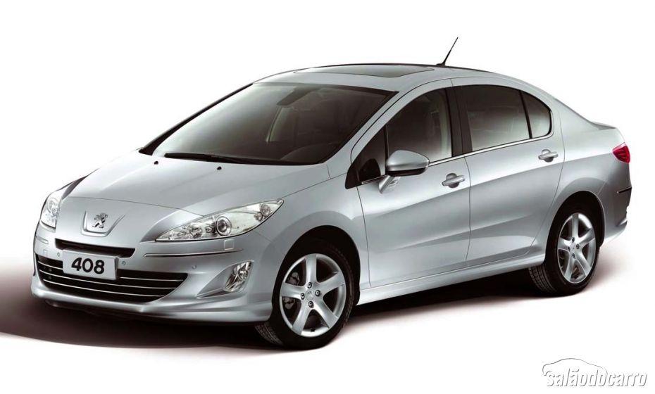Peugeot 408 Limited