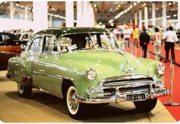 Salão Internacional de Veículos Antigos
