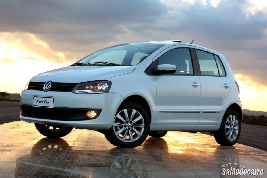 Volkswagen Fox Prime 2013