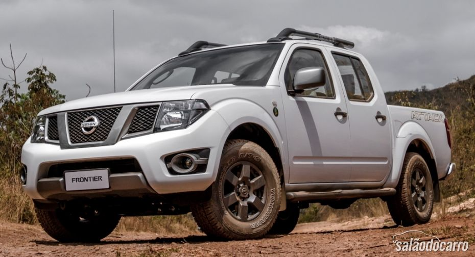 Nissan Frontier: Série 10 anos