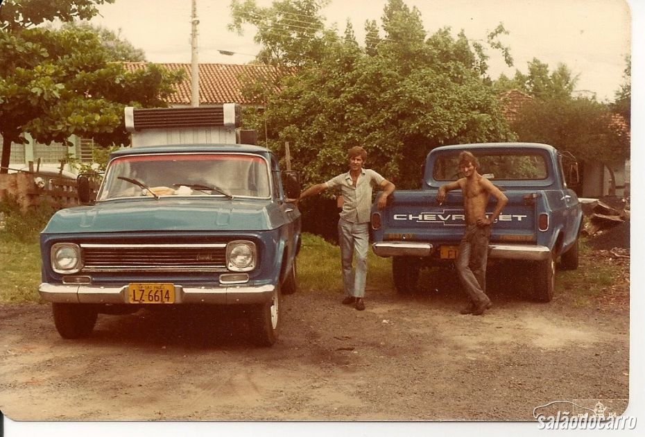 Chevrolet C10 - a clássica das picapes