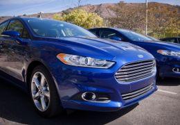Ford anuncia recall de Fusion e Escape 2013