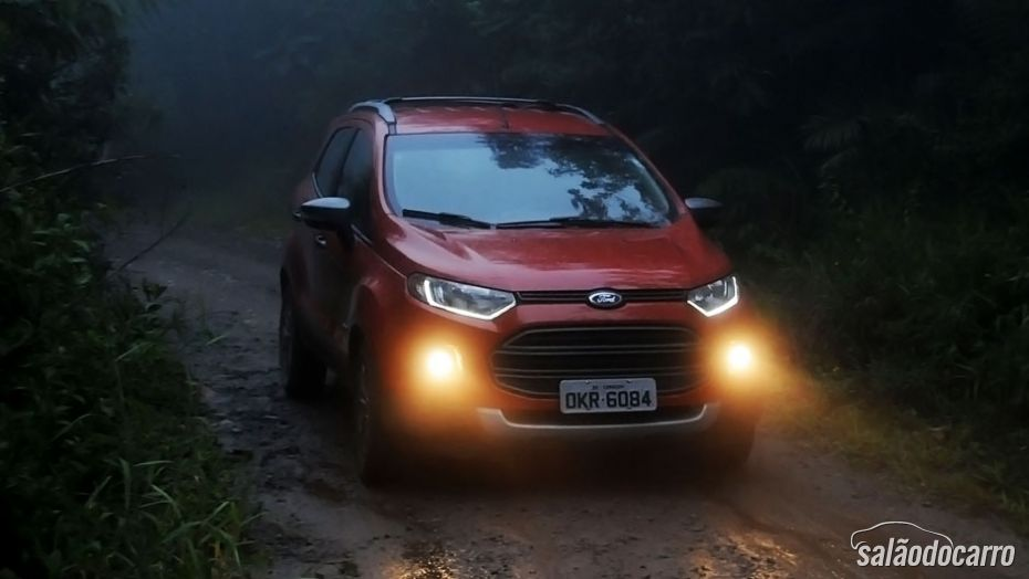 Ford EcoSport Powershift e 4WD