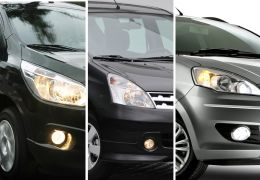 Minivans: Spin x Livina x Idea