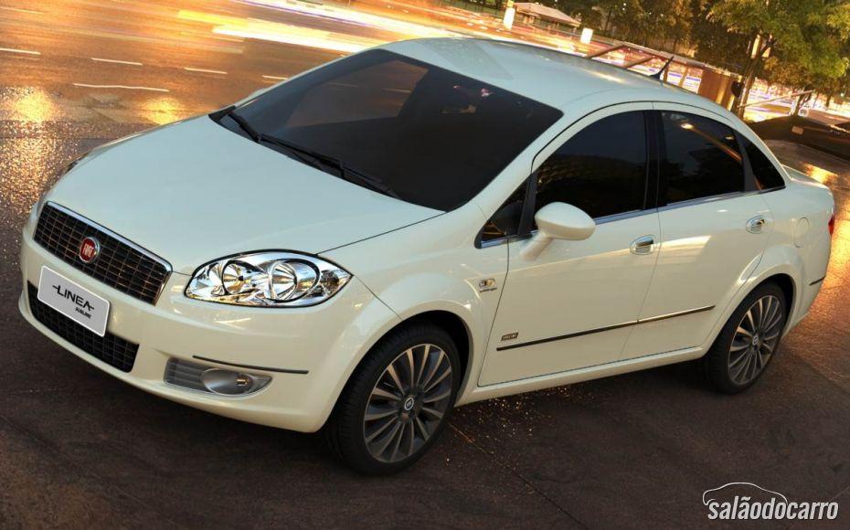 Fiat Linea ganha série especial