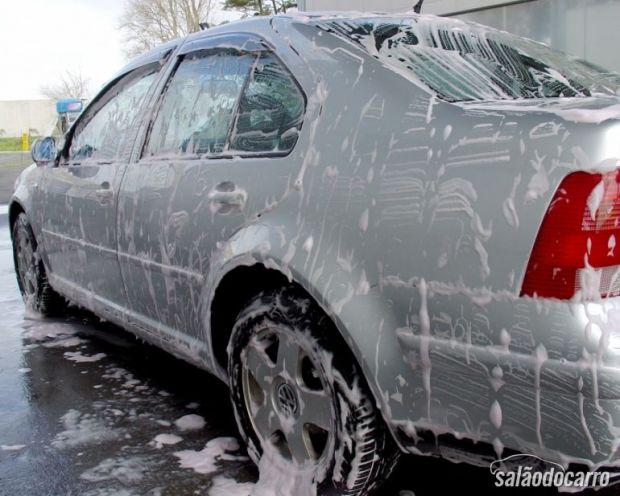 Dicas na hora de lavar o seu carro