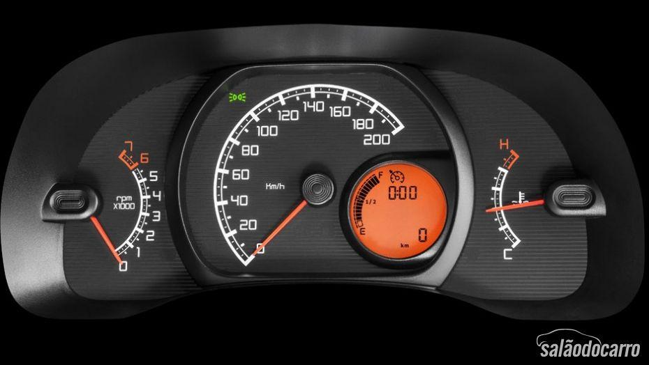 Como funciona o Medidor de combustível