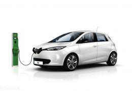 Renault lança carro elétrico popular