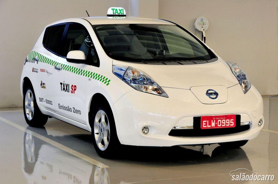 Taxis Elétricos