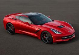 GM apresenta Corvette Stingray e confirma Onix Sedan para o Brasil