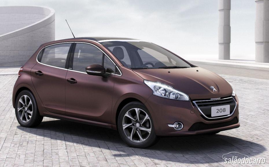 Peugeot 208 Premier