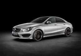 Salão de Detroit: Mercedes-Benz CLA