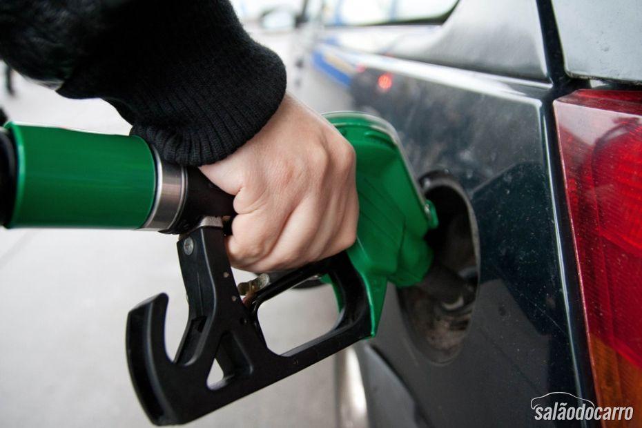 Gasolina mais cara