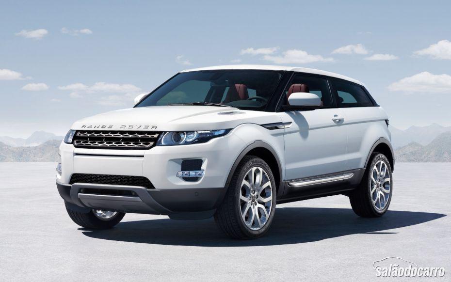 Land Rover anuncia recall do Range Rover Evoque