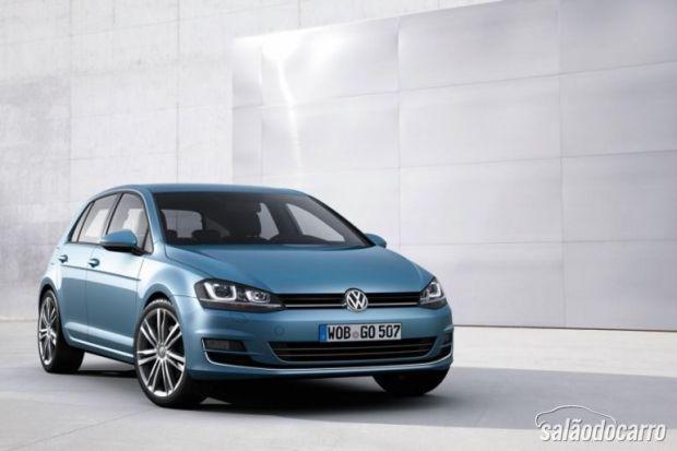 Volkswagen confirma produção do Novo Golf no México