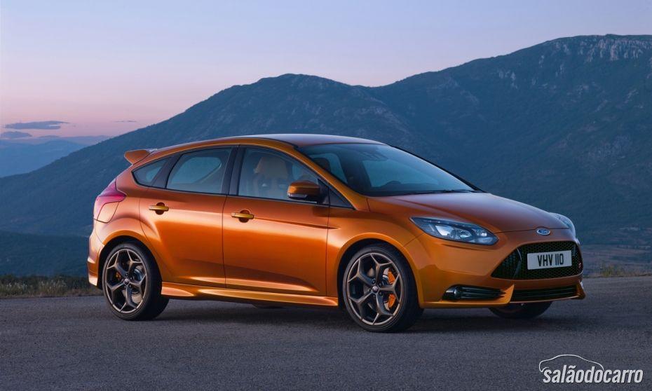Ford fala sobre Focus RS 2015