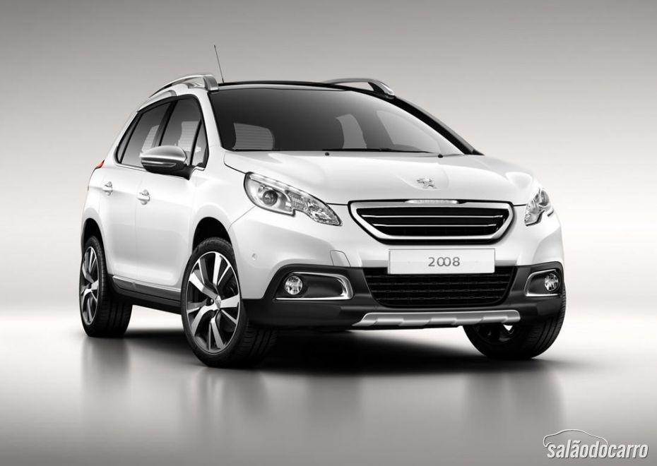 Peugeot apresenta seu 2008