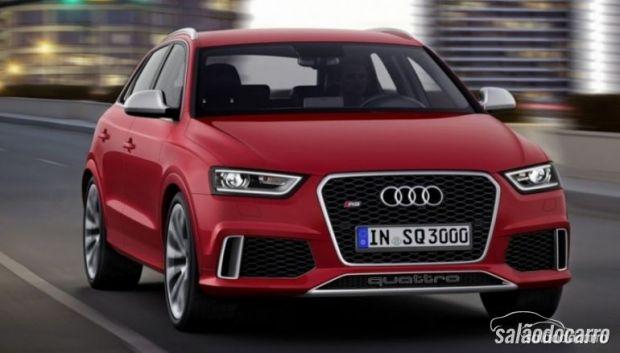 Audi RS Q3 será lançado no Brasil