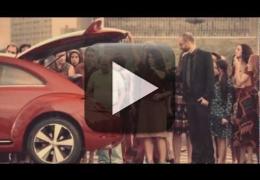 Vídeo: Campanha do novo Fusca com Mussum e Rivelino