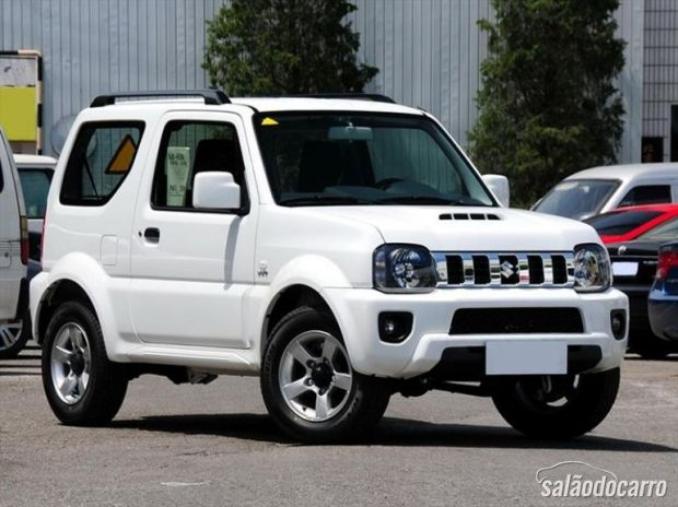 Suzuki lança Jimny no Brasil