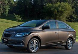 Chevrolet lança Novo Prisma