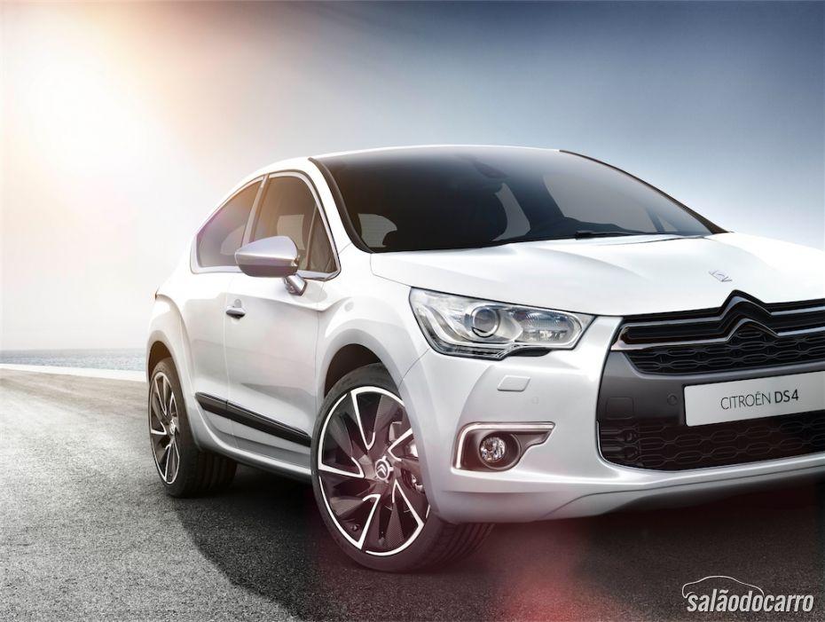 Citroën DS4 chega ao Brasil