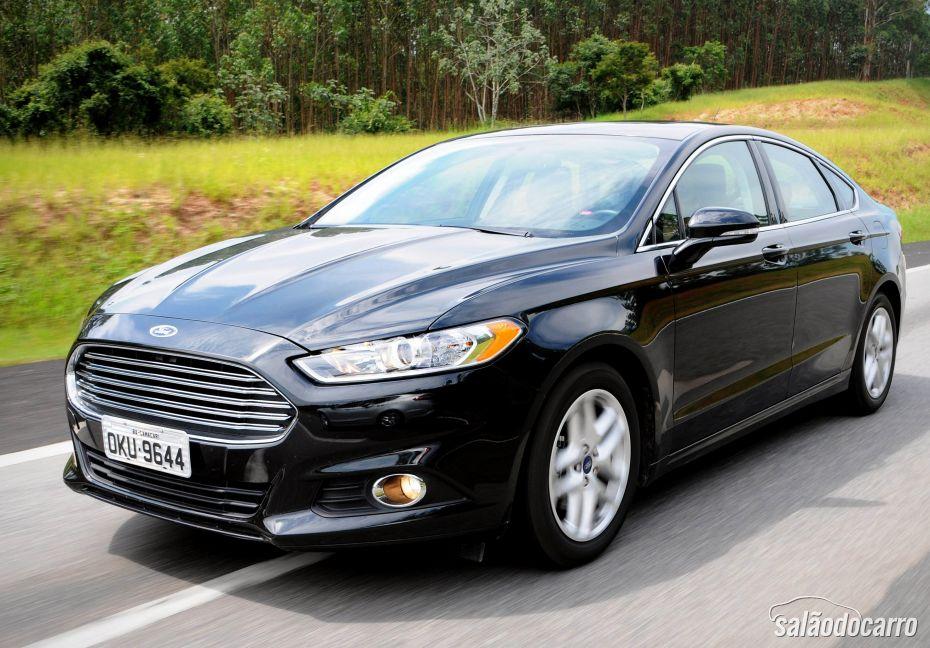 Conheça o Novo Ford Fusion 2.5