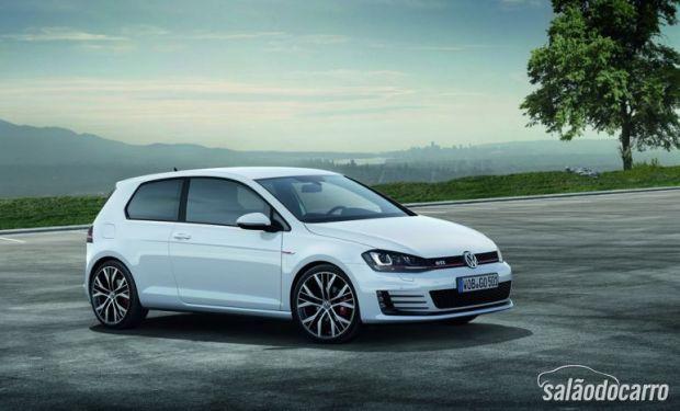 Novo Golf GTI é apresentado pela VW