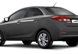 Hyundai lança no Brasil o HB20S