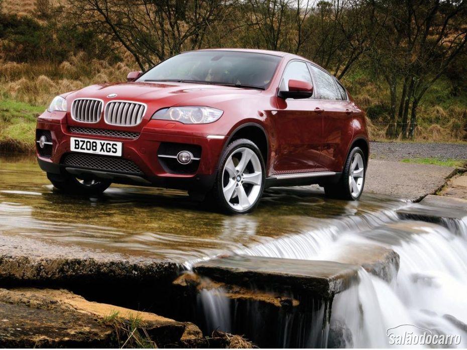 BMW confirma lançamento de novo X6