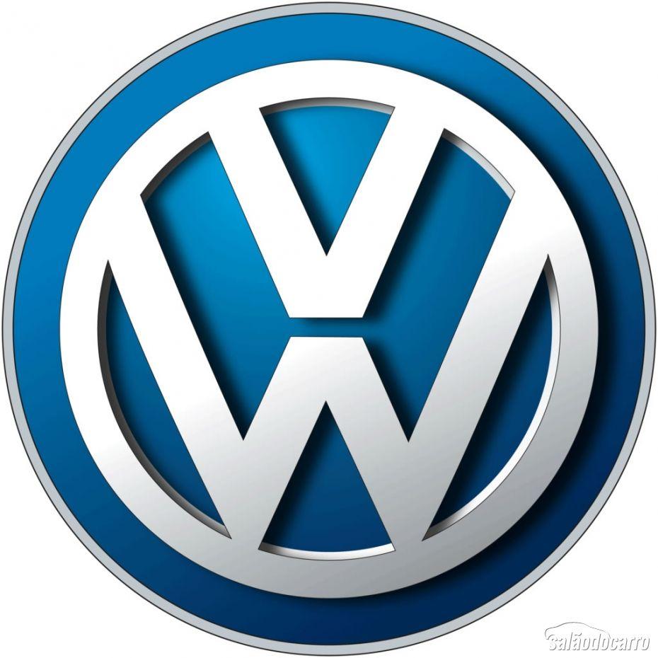 Novo Logo da Volkswagen