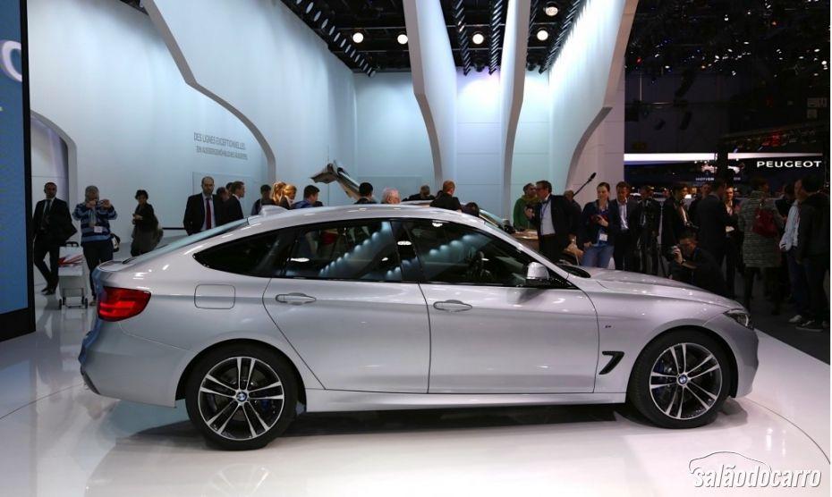 BMW apresenta novo Série 3 Gran Turismo em Genebra