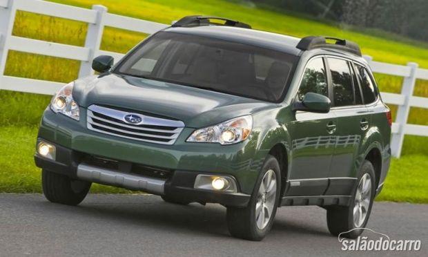 Subaru ganha recall nos Estados Unidos