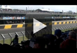 Vídeo: Homem pula sobre Lamborghini Murciélago