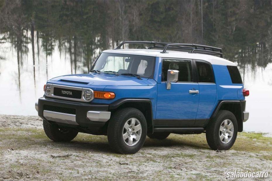 Toyota anuncia recall de 310 mil veículos