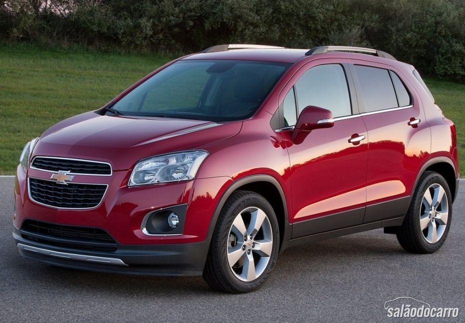 SUV Tracker será vendido na Argentina