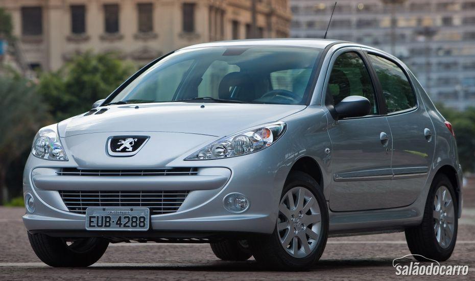 Peugeot 207 com preços mais baixos
