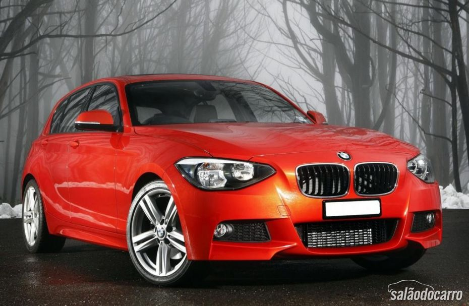 BMW apresenta 125i M Sport no Brasil