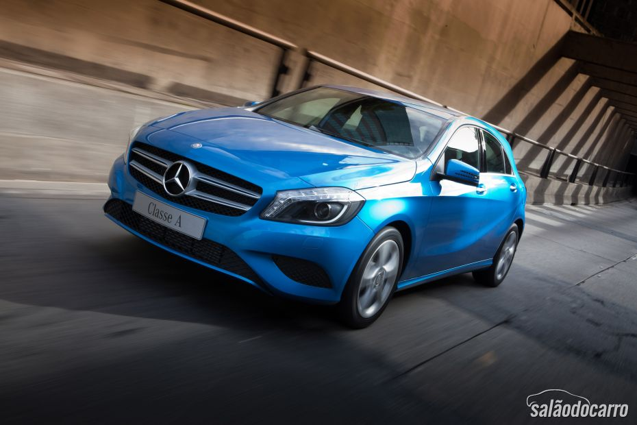 Classe A no Brasil será Mercedes mais barato